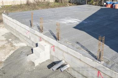 beton cellulaire fabulous beton cellulaire with beton cellulaire top colle pour b ton. Black Bedroom Furniture Sets. Home Design Ideas