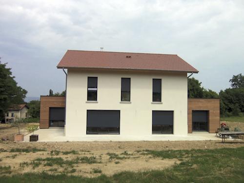 Construction en briques constructions neuves sur grenoble for Construction maison neuf